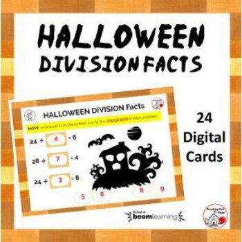 HALLOWEEN DIVISION Facts ... DRAG and DROP ... Internet Paperless Digital Deck
