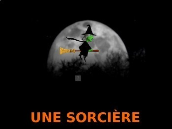 HALLOWEEN EN FRANCE: French Lesson & Game on Halloween Vocabulary