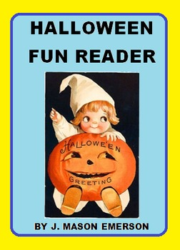HALLOWEEN FUN READER (SALE, INCLUDES SPANISH GLOSSARY, PART OF A SERIES)
