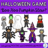 "Halloween Music Game and Rhythm Lesson ""Boo Hoo, What are You?"""