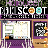 HALLOWEEN GOOGLE SLIDES DIGITAL SCOOT