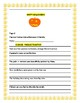 HALLOWEEN GRAMMAR HOMEWORK ACTIVITY: ACTIVE/PASSIVE VOICE