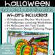 HALLOWEEN - Halloween Activity Bundle