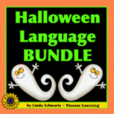 HALLOWEEN LANGUAGE BUNDLE • 5 SPOOKY UNITS FOR LANGUAGE AR