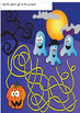 50 PAGE HALLOWEEN LEARNING PACKAGE!