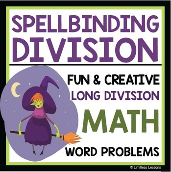 Long Division Halloween Worksheets & Teaching Resources | TpT