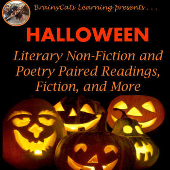 HALLOWEEN:  Literary Non-Fiction, Poetry, Myth and more