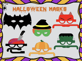 HALLOWEEN  MASKS CRAFTIVITY PRINTABLES