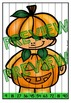 HALLOWEEN MATH CENTER (SKIP COUNTING ACTIVITY PUZZLES)