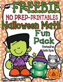 HALLOWEEN MATH ARRAY NO PREP Printables Common Core MAFS Activities Worksheeet P