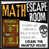 HALLOWEEN MATH ESCAPE ROOM