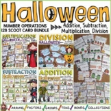 HALLOWEEN MATH SCOOT BUNDLE