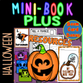 HALLOWEEN MINI-BOOK