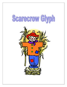 HALLOWEEN OR FALL GLYPH = ART, MATH, READING AND WRITING ACTIVITIES