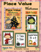 HALLOWEEN PLACE VALUE MATCHING GAME Tens and Ones MAFS ENVISION