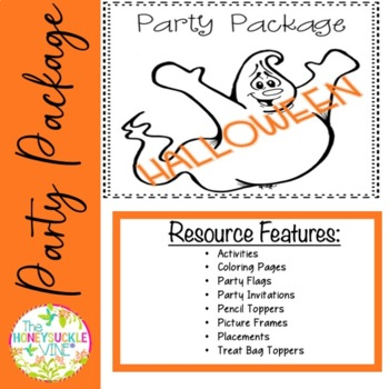 HALLOWEEN Party Package