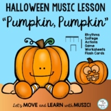 "Halloween Rhythm Chant ""Pumpkin, Pumpkin"""
