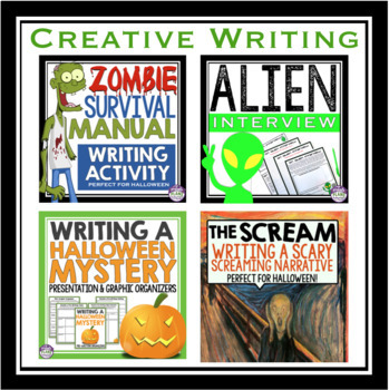 HALLOWEEN READING AND WRITING