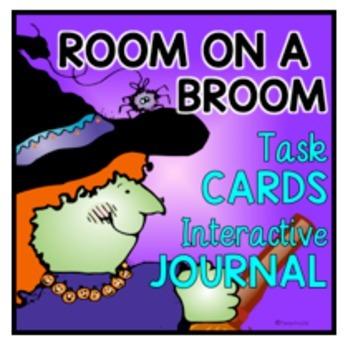 Room on a Broom Activities