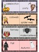 HALLOWEEN SPOOKY SYNONYMS