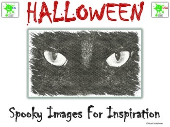 HALLOWEEN - Spooky Images for Inspiration