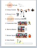 HALLOWEEN TABATA WORKOUT