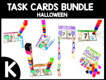 HALLOWEEN TASK CARDS ~BUNDLE~