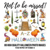 HALLOWEEN TRICK OR TREAT BONANZA PHOTO IMAGES PACKAGE