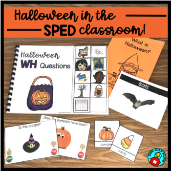 HALLOWEEN VARIETY PACK FOR SPECIAL EDUCATION