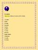 HALLOWEEN VOCABULARY FILL-IN ACIVITY: GRADES 3-6, ESL