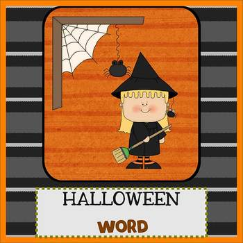 HALLOWEEN theme - Newsletter Template WORD