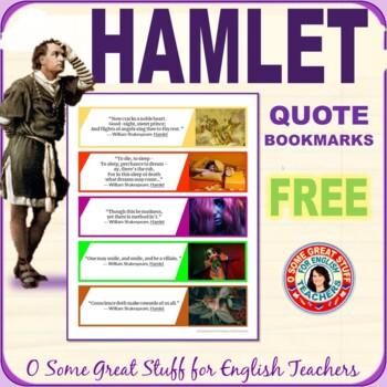 HAMLET BOOKMARKS
