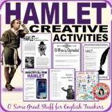HAMLET Creative Activities Bundle