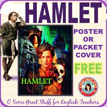 HAMLET POSTER OR PACKET COVER