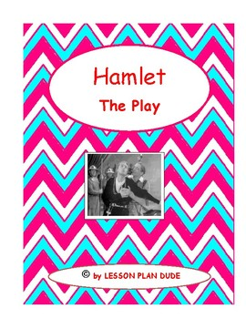 HAMLET- THE PLAY (ADAPTED VERSION)- EASY READING- NO PREP-