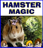 HAMSTER MAGIC, A Stepping Stone Book  by Lynne Jonell
