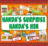 HANDA'S SURPRISE AND HANDA'S HEN HUGE STORY TEACHING RESOURCES EYFS KS1 AFRICA