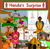 HANDA'S SURPRISE book study