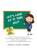60+ ESL Handouts and 300+ Idioms for Adult Learners--PDF