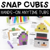 HANDS ON ANYTIME TUBS SNAP CUBES