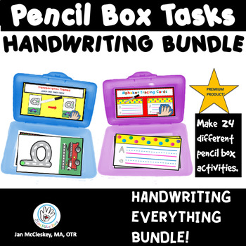 HANDWRITING EVERYTHING BUNDLE!