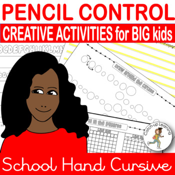 pencil control dysgraphia fine motor activities by the booked up tutor. Black Bedroom Furniture Sets. Home Design Ideas