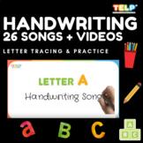 26 Handwriting Song Videos - A - Z