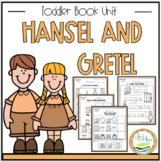 HANSEL AND GRETEL TODDLER UNIT