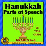 HANUKKAH PARTS OF SPEECH • GRADES 4–6