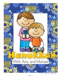 HANUKKAH Traditions Informational Reader for Preschool, Pre-K and Kindergarten