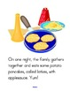 HANUKKAH Traditions Informational Reader for Preschool, Pre-K and Kindergarten