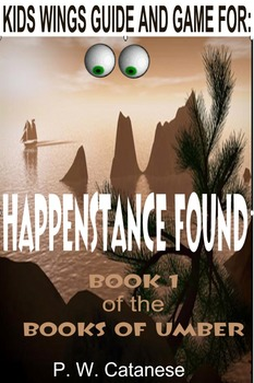 HAPPENSTANCE FOUND, Book 1 of The Books of Umber!  Science Fiction at its Best!