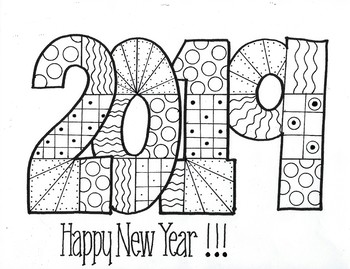 HAPPY 2019!!! With Designs