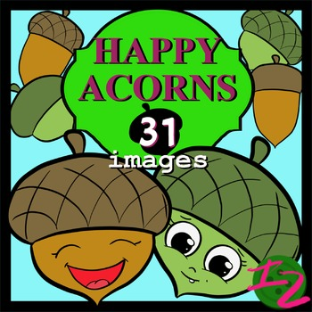 HAPPY ACORNS PACK